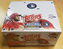 Picture of 2018 Topps Baseball Series 2 Retail Box